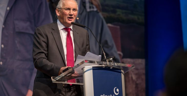 Corbally retires from Glanbia board of directors