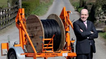 Who needs wires? Naughten touts €78 million radio frequency sale as rural broadband solution