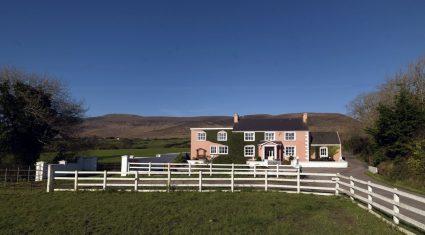 Farmhouse B&B bookings rise 40% in first quarter
