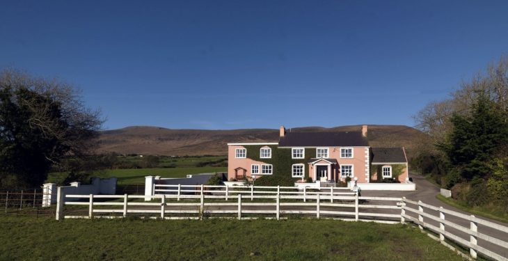 Farmhouse B&B bookings rise 40% in first quarter