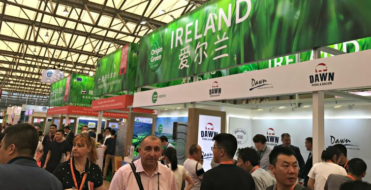 Ireland chases Chinese beef market at 'Asia's biggest event'
