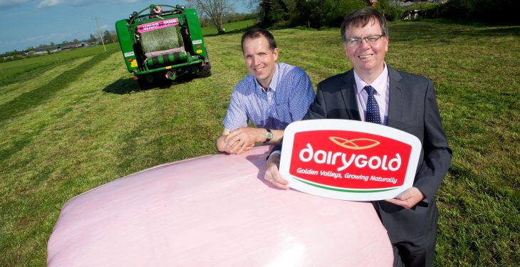 Farmers across Ireland 'Wrap It Pink' in support of Irish Cancer Society