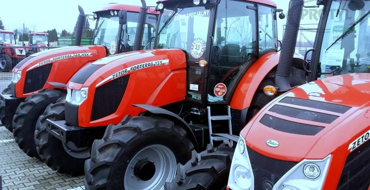Russian firm to assemble Zetor tractors near Moscow