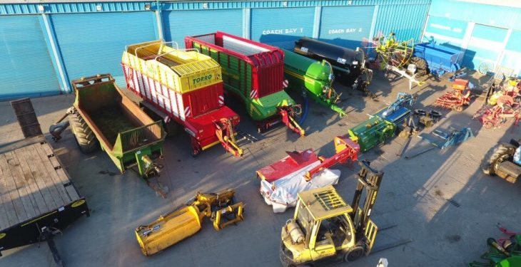 Legal proceedings commenced against major machinery auctioneer