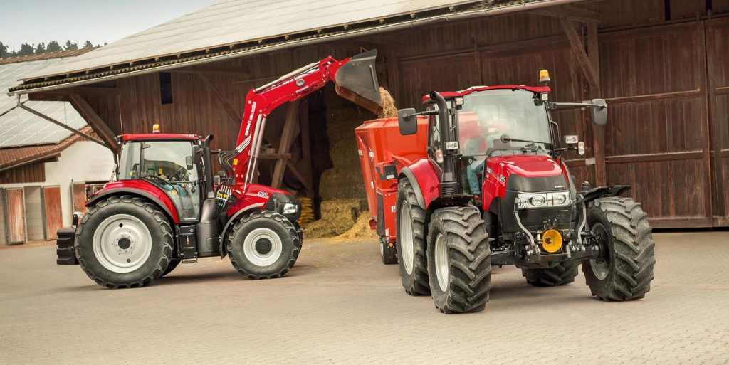 Pics: New tractors and upgraded round balers at Grassland
