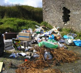 CCTV and drones to tackle illegal dumping under new bill