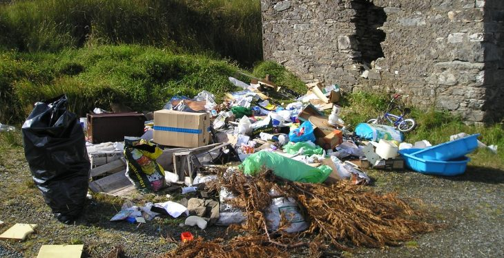 Naughten launches clamp-down on illegal dumping
