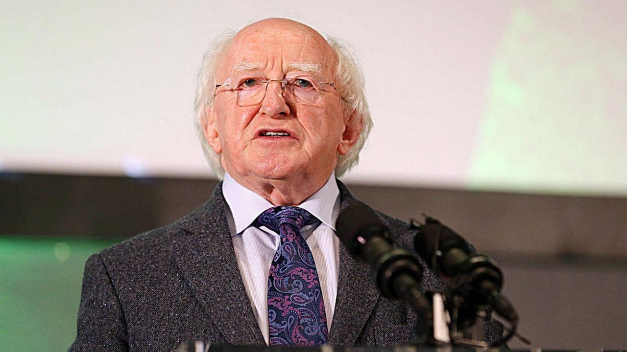 President Higgins to deliver national statement to UN Food Systems Summit