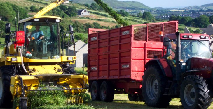 2,500L of green diesel stolen from agricultural contractor