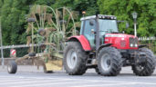 'Ridiculous': Teenagers 'with nothing more than theory test' legal on powerful tractors