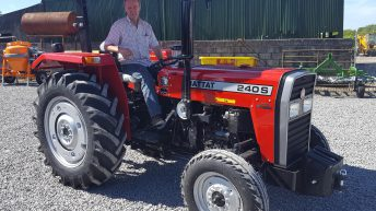 Spotted in Tipperary: Is this Turkish tractor a delight?