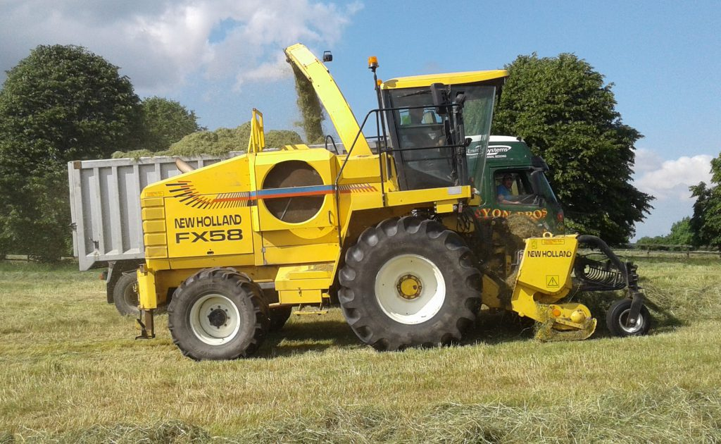 silage
