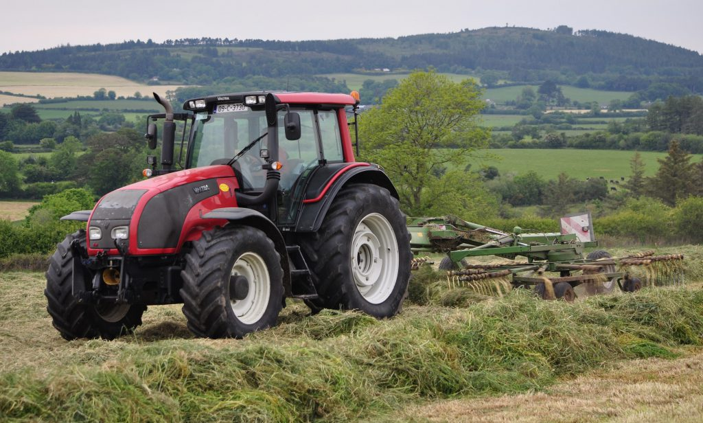 tractor brands brand