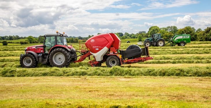 Video: It's a wrap – '32 County Bale Challenge' is a success