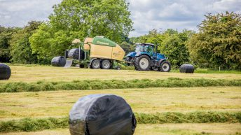 Grass advice: Tips for making top-class baled silage