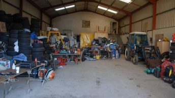 Stolen farm property 'recovery days' to be held by Gardai next week