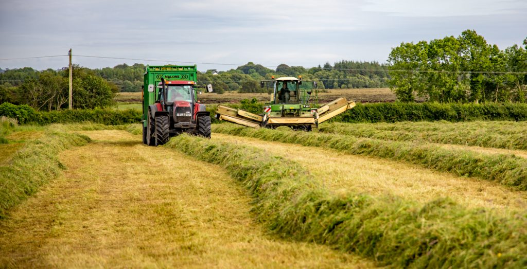 Neilan silage contractor