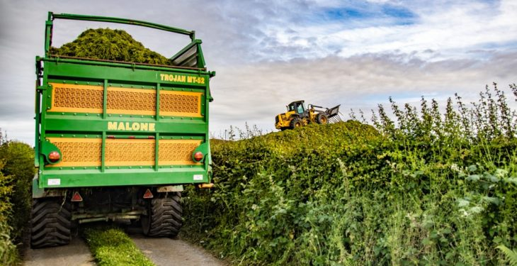 Fleet profile: Roscommon contractor reveals his machinery 'highs' and 'lows'