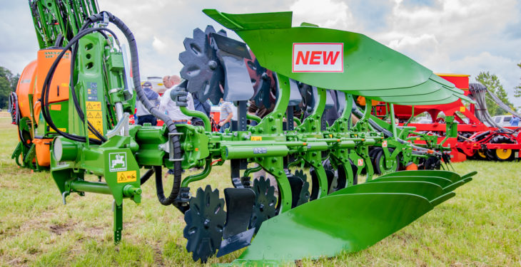 'Next generation' machinery on show at Crops & Cultivation  2017