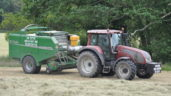 Is haylage an option after wet weather?