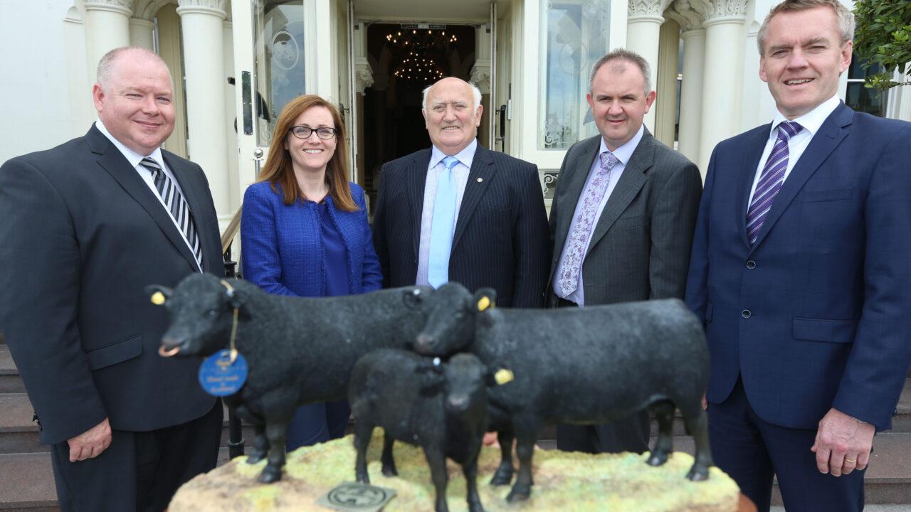 Irish Angus Producer Group celebrates milestone achievement