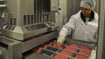 Bill introduced with aim to protect workers in meat plants and similar settings