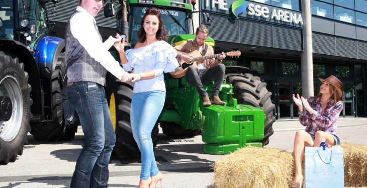 Belfast has stetsons stashed for Farmers' Bash