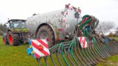 New rules for slurry spreading proposed in air pollution plan