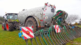 How much to retrofit a trailing shoe to your slurry tanker?