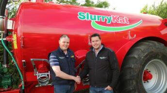 SlurryKat appoints Irish dealer for the Republic