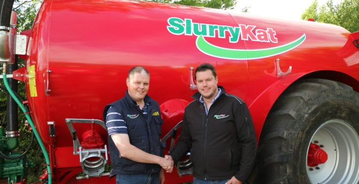 SlurryKat appoints Irish dealer for the Republic