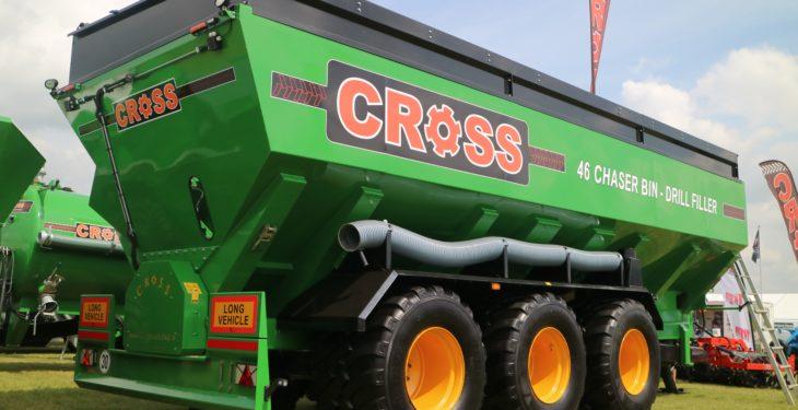 Pics: Big crop of new machinery at Cereals 2017