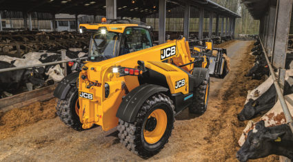 Pics: JCB to wheel out 'innovative' new kit at major show