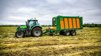 Fleet profile: Kildare contractor reveals his machinery 'highs' and 'lows'