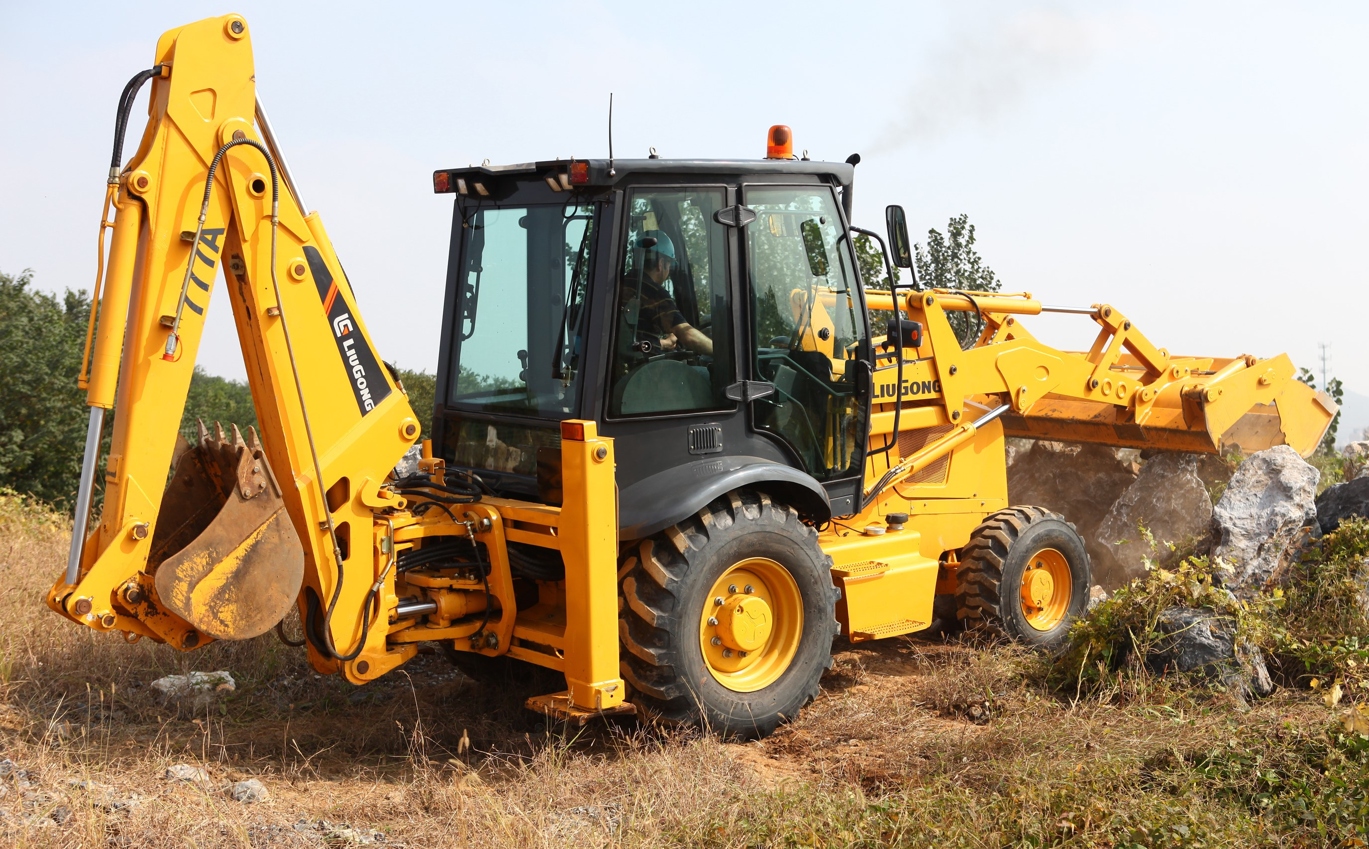 year price balavto loaders handling wheel loader arm com used material volvo backhoe jcb