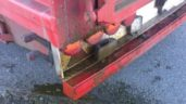 Livestock haulier fined for causing a stink with leaky truck