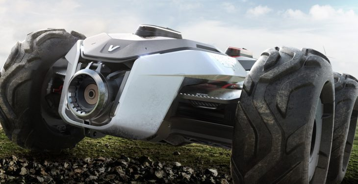 Glimpse of the future: Valtra Design Challenge winners revealed