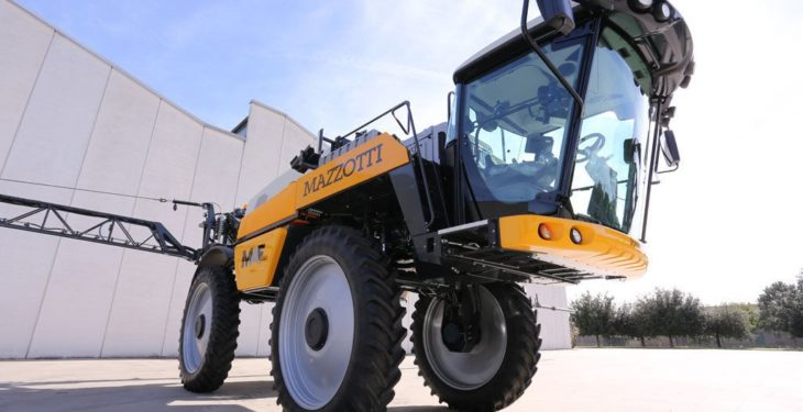 John Deere snaps up Italian sprayer manufacturer