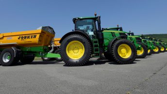 New 'road-spec' tractor tyre: Is this what contractors need?