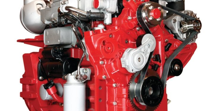 New tractor engine from Deutz – powered by natural gas