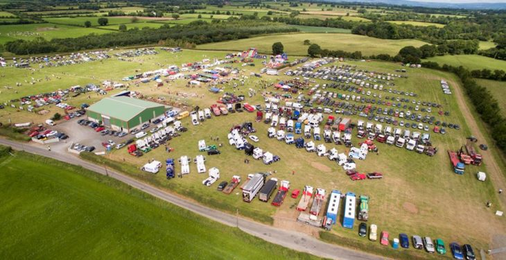 €600,000 in funding allocated for agricultural shows