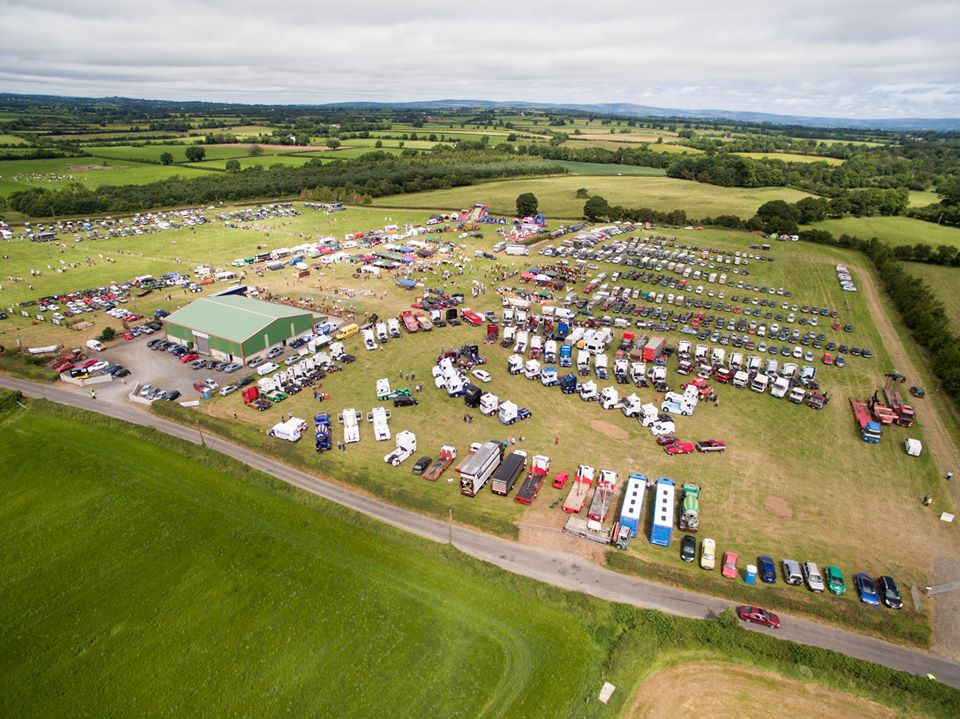 Ossory Show drives ahead with busy programme