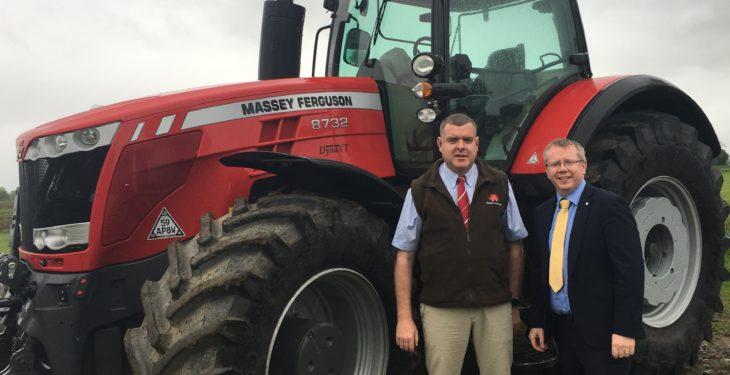 Massey Ferguson and Macra agree 'Platinum' sponsorship deal