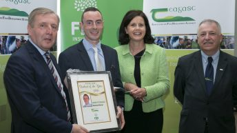 Waterford farmer wins Teagasc/FBD Student of the Year