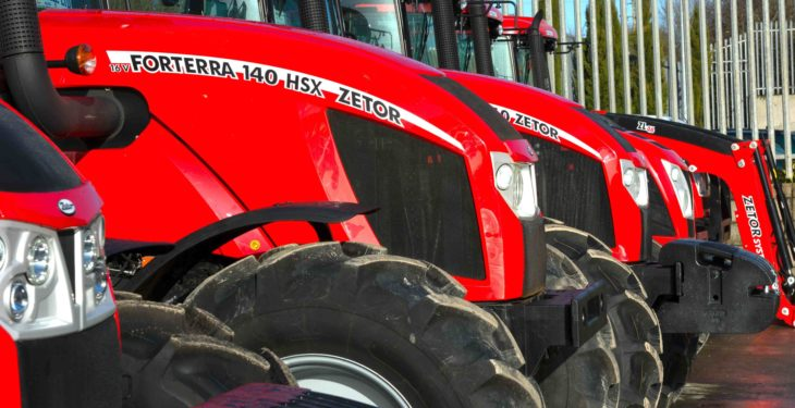 Zetor in new drive to boost its Irish sales tally