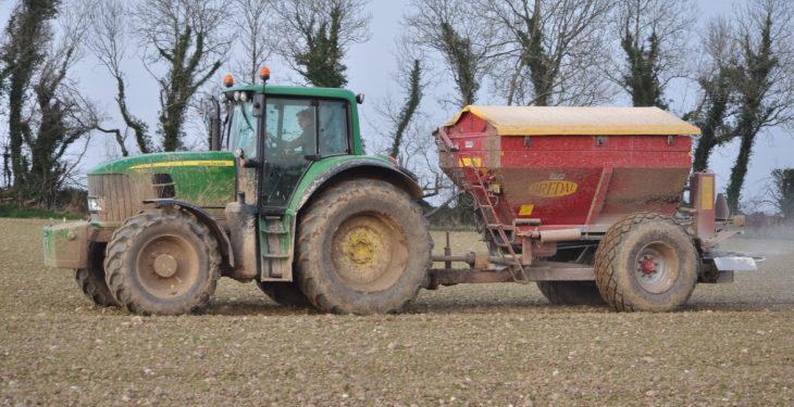 Rethink needed on fertiliser applications for tillage crops