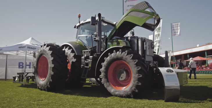 Fendt lands in Africa – as production grows in Germany