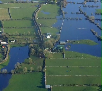 Galway farmer speaks out on 'mental strain' of flooding