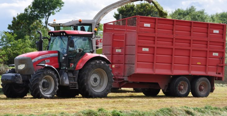 Farm Safety Week: Tuesday's focus on Machinery and Transport