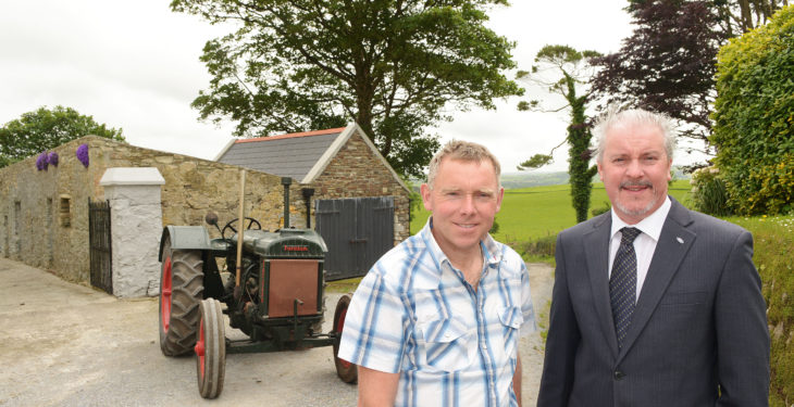 Ford 100 Fest gets set to motor on Ford family farm in Cork